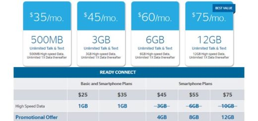 U.S. Cellular Changes Prepaid Simple Connect and Ready Connect Plans