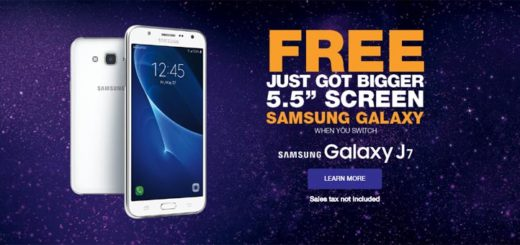 MetroPCS Gives Free Samsung Galaxy J7 to Customers Who Switch, Offers Family Promo 2 Lines for $80 on $50 Plan