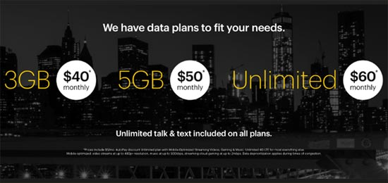 Sprint Prepaid New Plans Now Include $60 Unlimited 4G LTE Plan With Optimized Streaming
