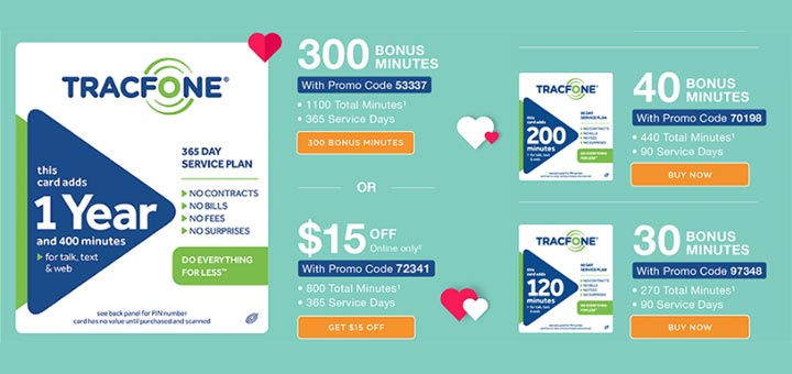 Tracfone subsidiaries offer a much better deal on Prepaid Cell Phones