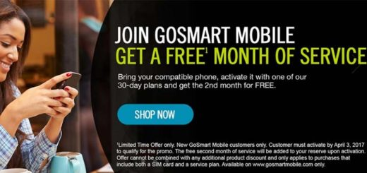 Gosmart Offers Free Month of Service