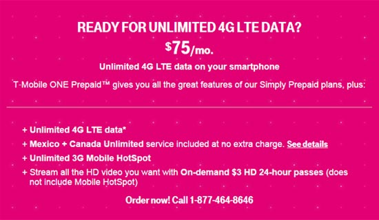 T-Mobile Launches New Prepaid Plans, Discontinues Old Ones