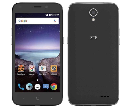 Boost and Virgin Mobile ZTE Prestige 2 Now Available for $79.99