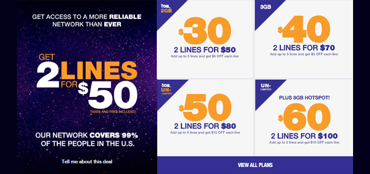 Boost Mobile Phones Walmart >> MetroPCS Increases Data on $30 Plan from 1GB to 2GB ...