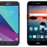 New Prepaid Phones, Boost's Samsung Galaxy J7 Perx and Cricket's LG Harmony, Available Now