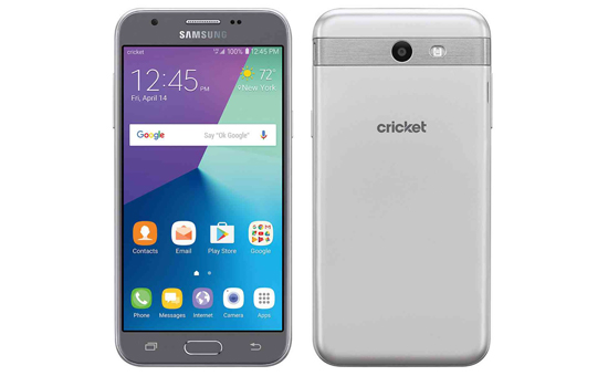 Cricket Wireless Samsung Galaxy Amp Prime 2 launches for $149, Samsung Galaxy S8 for $699.99