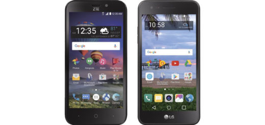Straight Talk ZTE ZFive 2 and LG Rebel 2 smartphones, Verizon Compatible, Available Now