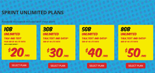 Rok Mobile Increases Data On All Sprint Plans, Offers $49 Rok Super Promotional Plan with 3GB of data