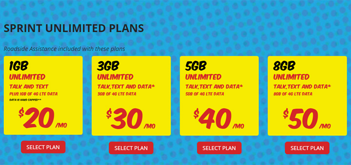 Rok Mobile Increases Data On All Sprint Plans Offers 49