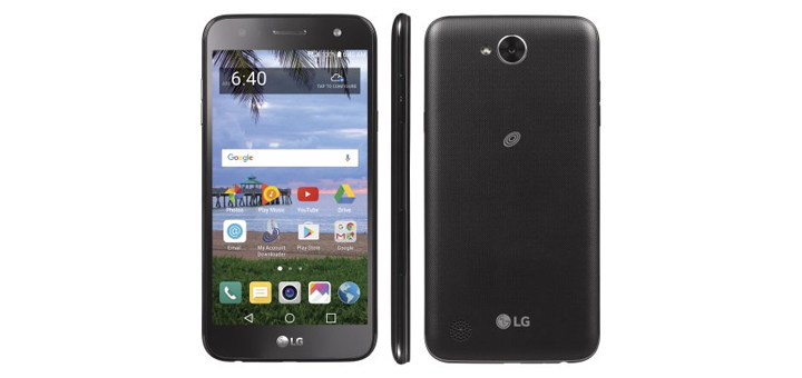 Boost Phones At Walmart >> Straight Talk LG Fiesta Verizon Compatible Available Now ...