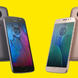 Motorola Announces Moto G5S and Moto G5S Plus