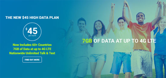 Lycamobile Increases Data on the $35 and $45 Plans, $55