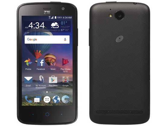 Straight Talk ZTE Majesty Pro Plus Available at Walmart for $39.99