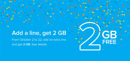 Ting Offers 2GB of Free Data to Customers Who Add A Line