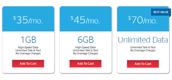 U.S. Cellular Increases Data to 6GB on $45 Simple Connect and Ready Connect Prepaid Plans