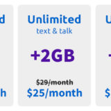 Tello Lowers Data Costs Ones Again on Select Plans