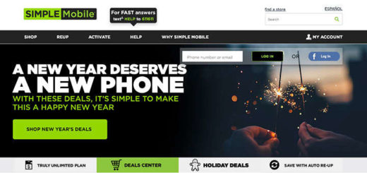 Free Prepaid Android Smartphones from Simple Mobile While Supplies Last