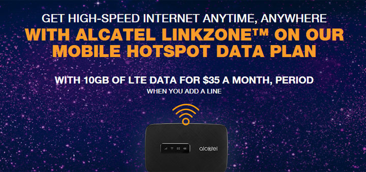 MetroPCS Launches Mobile Hotspot Data Plan With 10GB LTE for