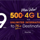 Ultra Mobile Adds More LTE Data to All Plans and More International Countries for Unlimited Calling