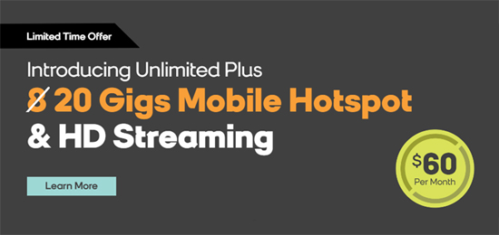 Boost Mobile Launches New $60 Unlimited Plan with 20GB Hotspot and