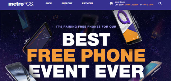 MetroPCS Best Free Phone Event Ever and FREE iPhone SE Available for a Limited Time
