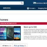 Great Deal for Verizon Prepaid phones at BestBuy – Save up to $40