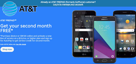 T-Mobile will give you your first month free. You just need to sing up for one or 2 years contract, you can keep your existing plan. This offer ends on Oct at least for me.. i will think about it.