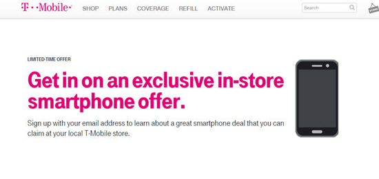 Get A Free Smartphone From T Mobile Prepaid With Purchase