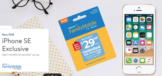 Phone number for walmart family mobile customer service