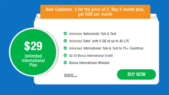 Lycamobile Increases Data on $29 Plan from 4GB to 5GB - Prepaid